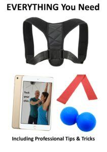 Everything you need posture kit