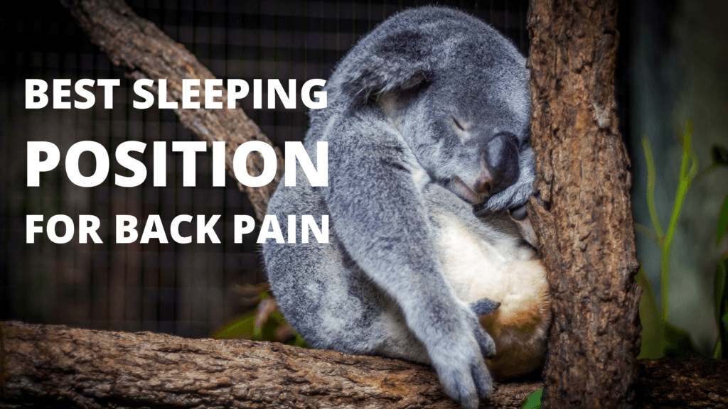 best-sleeping-position-for-back-pain